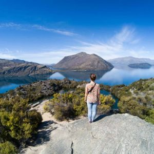 Best views of Lake Wanaka